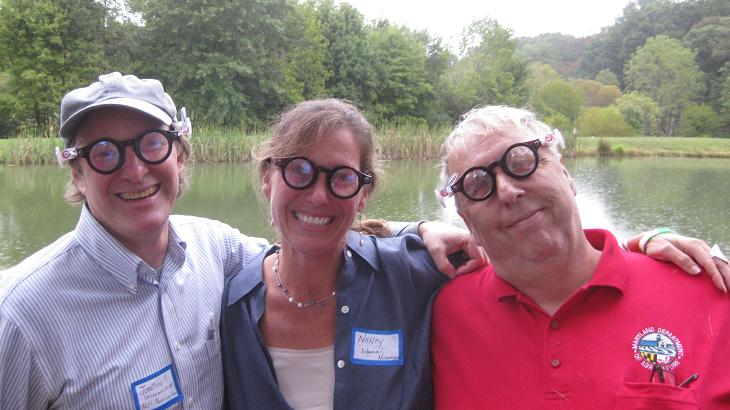 Advocacy 2009 glasses