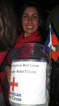 Advocacy 2010 Haiti Fundraising Jar