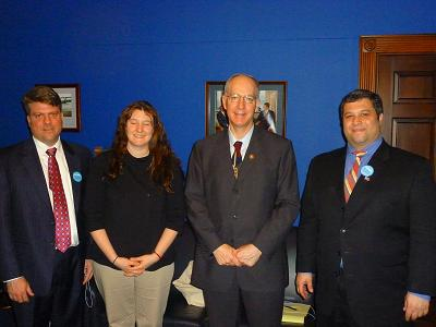 Advocacy 2010 Rep. Foster